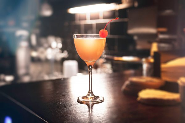 Kick off Dry February at Prague's first zero-proof pop-up bar