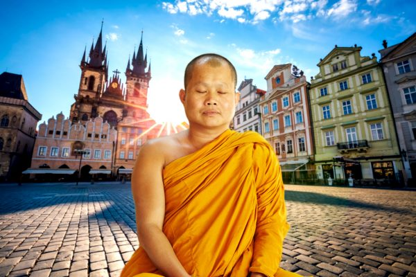 Czech Community of Buddhists re-applies for registration as church