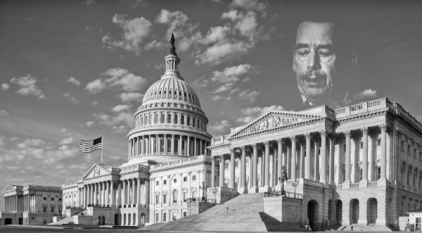 Czech President Václav Havel addressed US Congress in Washington 30 years ago this week