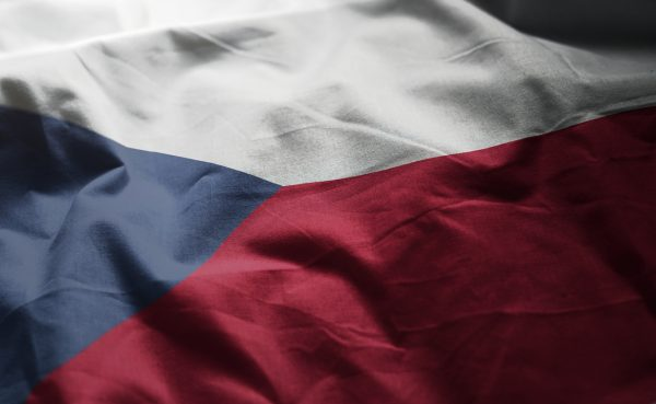 Flag of the Czech Republic via iStock.com / NatanaelGinting