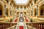 Inside Prague's National Museum (via iStock.com / Nikada)