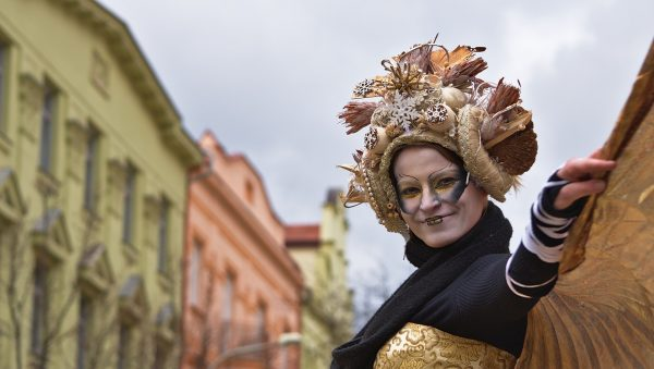 Masopust celebrations in Prague's Karlín district kick off February 15