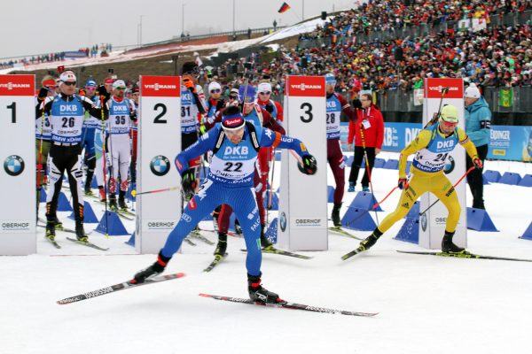 2018 Biathlon World Cup in Oberhof via Wikimedia / Christian Bier