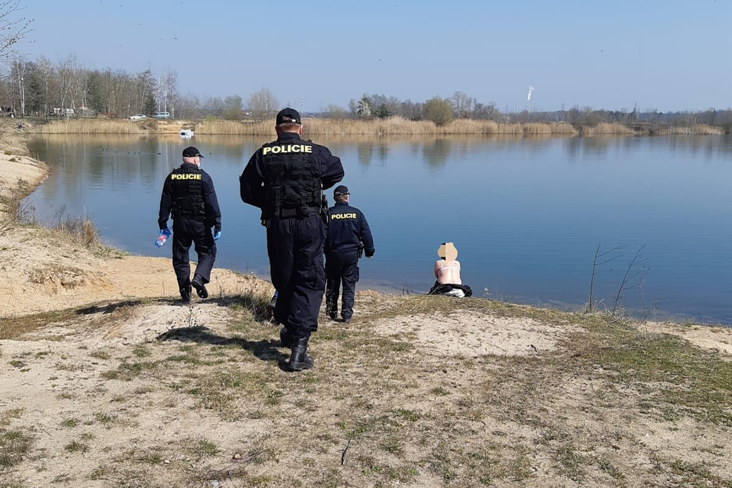 , Even nudists must wear face masks, Czech Police remind naked sunbathers, Expats.cz Latest News & Articles - Prague and the Czech Republic, Expats.cz Latest News & Articles - Prague and the Czech Republic