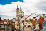 Prague, Czech Republic via Lukoe21 from Pixabay