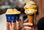 A photo of gelato from Grom Gelato. Photo: GROM/Facebook.