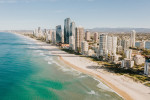 Australia's Gold Coast in Queensland via iStock / shannonstent. Travel between the Czech Republic and Australia is expected to be greenlit from Wednesday