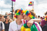 Prague Pride parade in August 2018 via iStock / Anna Chaplygina
