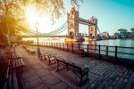 London's Tower Bridge via iStock / Kbarzycki